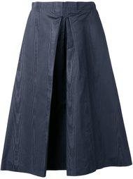 юбка со складками Nina Ricci