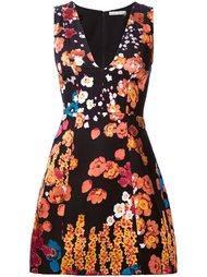 мини-платье с цветочным рисунком Alice+Olivia