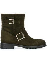байкерские ботинки 'Youth'  Jimmy Choo
