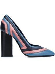 туфли-лодочки с заостренным носком Lanvin
