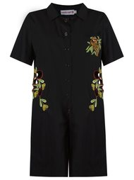 embroidered playsuit Isabela Capeto