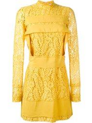 кружевное платье  Nº21