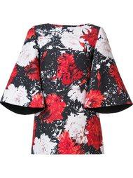 блузка с цветочным принтом Audra