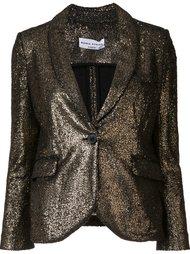 пиджак с эффектом металлик Sonia Rykiel