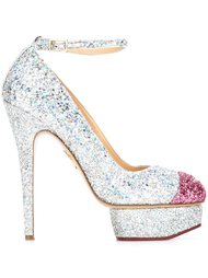 туфли 'Kiss Me Dolores'  Charlotte Olympia