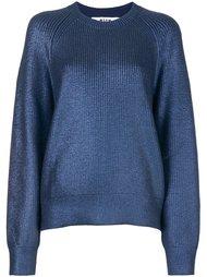 свитер с отблеском  MSGM