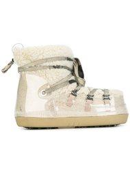 зиминие ботинки  Mm6 Maison Margiela