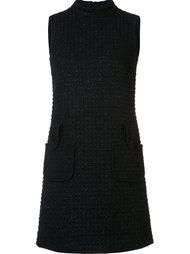 платье с накладными карманами Giamba
