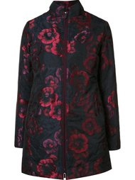 жаккардовое пальто с цветочным рисунком Etro