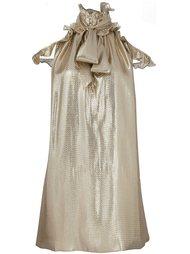 платье с бантом на шее Rachel Zoe