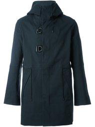 пальто с капюшоном  Oamc