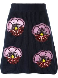 трикотажная юбка 'Tanami' Kenzo