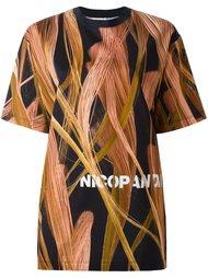 футболка с принтом 'Fur' Nicopanda