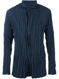 пиджак с эффектом помятости Issey Miyake