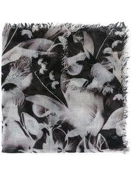 шарф с цветочным принтом Faliero Sarti