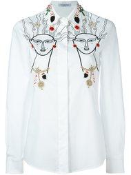 рубашка 'Gerbera'  Vivetta