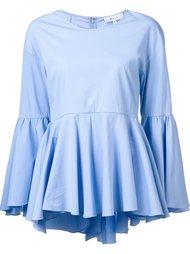 расклешенная блузка Milly