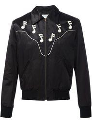 куртка-бомбер 'Rock' Saint Laurent