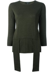 свитер на завязках  Etro