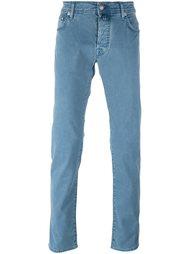 брюки прямого кроя  Jacob Cohen