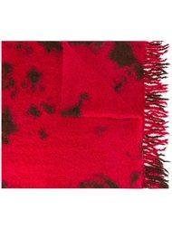 вязаный шарф букле Suzusan