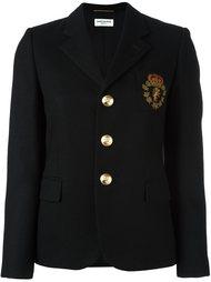 однобортный пиджак 'Club' Saint Laurent