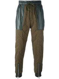 стеганые брюки 3.1 Phillip Lim