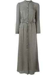 платье-рубашка в горох Michael Michael Kors
