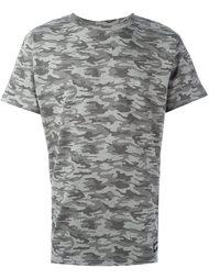 камуфляжная футболка 'Margiela 57' Les (Art)Ists