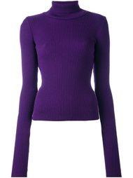 пуловер с отделкой на рукавах Jacquemus