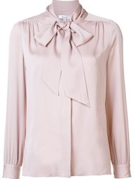блузка с бантом на шее Milly