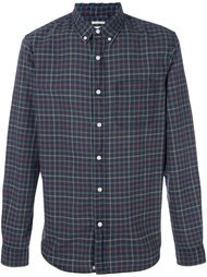 рубашка в клетку Polo Ralph Lauren