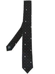 галстук в горошек Paul Smith