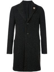 пальто с накладными карманами Lardini