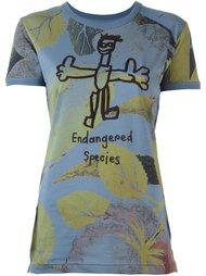 футболка 'Endangered Species' Vivienne Westwood
