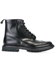 ботинки на шнуровке  Church's