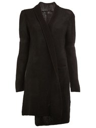 mesh knit cardi-coat Lost & Found Ria Dunn