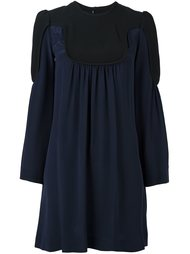 платье с длинными рукавами  Victoria Victoria Beckham