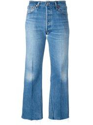 укороченные джинсы Re/Done