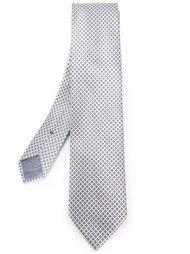 галстук в клетку Brioni