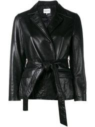 куртка с запахом 'Passion'  Ganni