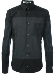 рубашка с панельным дизайном  McQ Alexander McQueen