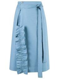 high waisted skirt Reinaldo Lourenço