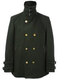 пальто в стиле милитари  Vivienne Westwood Man