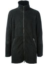пальто на молнии  Giorgio Brato