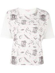 футболка с принтом Olympia Le-Tan
