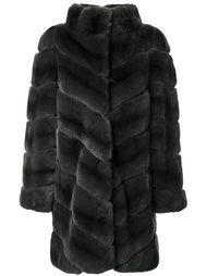 пальто 'Four Rex'  Yves Salomon