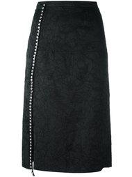 декорированная юбка-миди Nº21