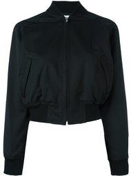 куртка бомбер на молнии Comme Des Garçons Girl