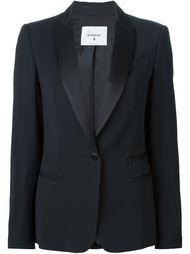 пиджак с лацканами-шалькой Dondup